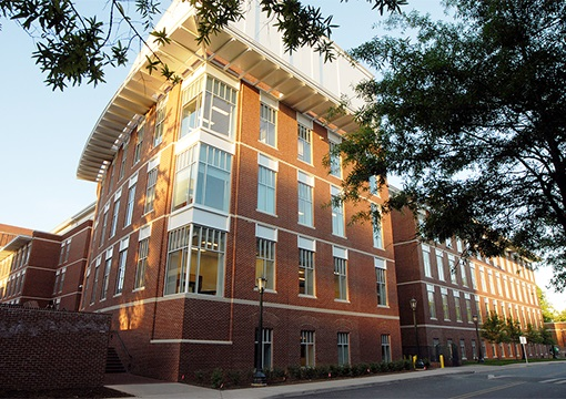 The Division of Infectious Diseases' offices and labs are housed in the Carter-Harrison Research Building.