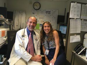 Drs. Wolf and Wolfe at UMA