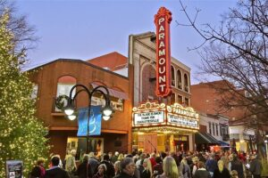 Photo of the Paramount Theater