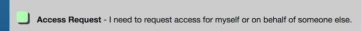 access request
