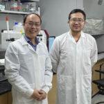 Dr. Huiwang Ai and Dr. Shen Zhang, University of Virginia School of Medicine