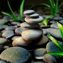 Stack of Grey Rocks