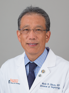 Photo of Dr. Mark Okusa