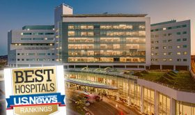 U.S. News Ranks UVA #1 Hospital In Virginia – Honors 8 Specialties