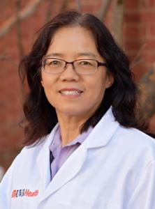 Dr Jennie Ma