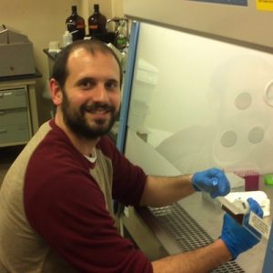 Tony Filiano publishes breakthrough in Nature