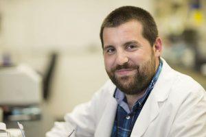 Antoine Louveau earns LE&RN Postdoctoral Fellowship Award