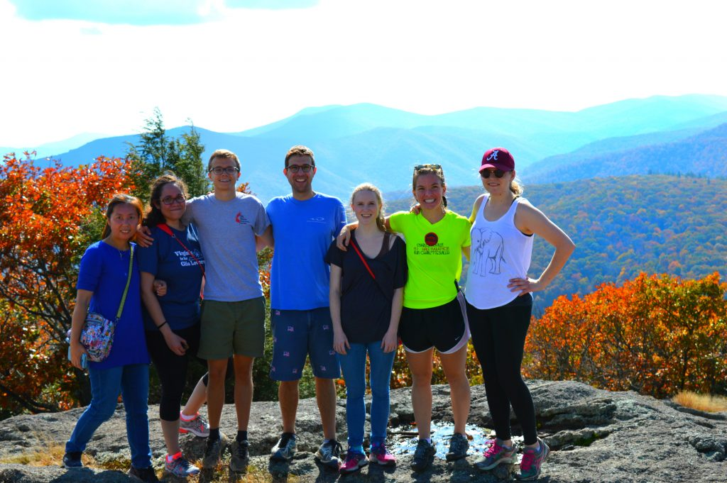 Lukens Lab Hiking Photo