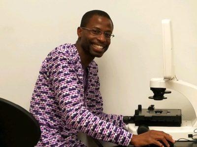 Neuroscience Welcomes Dr. Ukpong Eyo