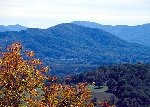BlueRidgeMountains