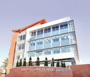 UVA Emily Couric Cancer Center