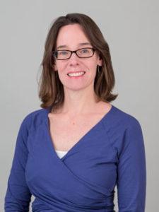 Kate Becker, CNM of UVA Midwifery