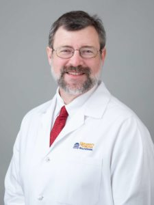 Dr. Robert Fuller, a Maternal-Fetal Medicine physician that works at the University of Virginia Health System.