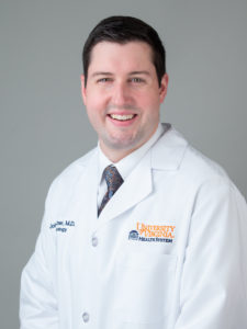 head shot of Dr. Giltner