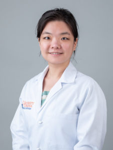 head shot for Dr. Alice Zhang