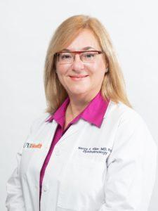 picture of Nancy F. Vilar, MD, PhD