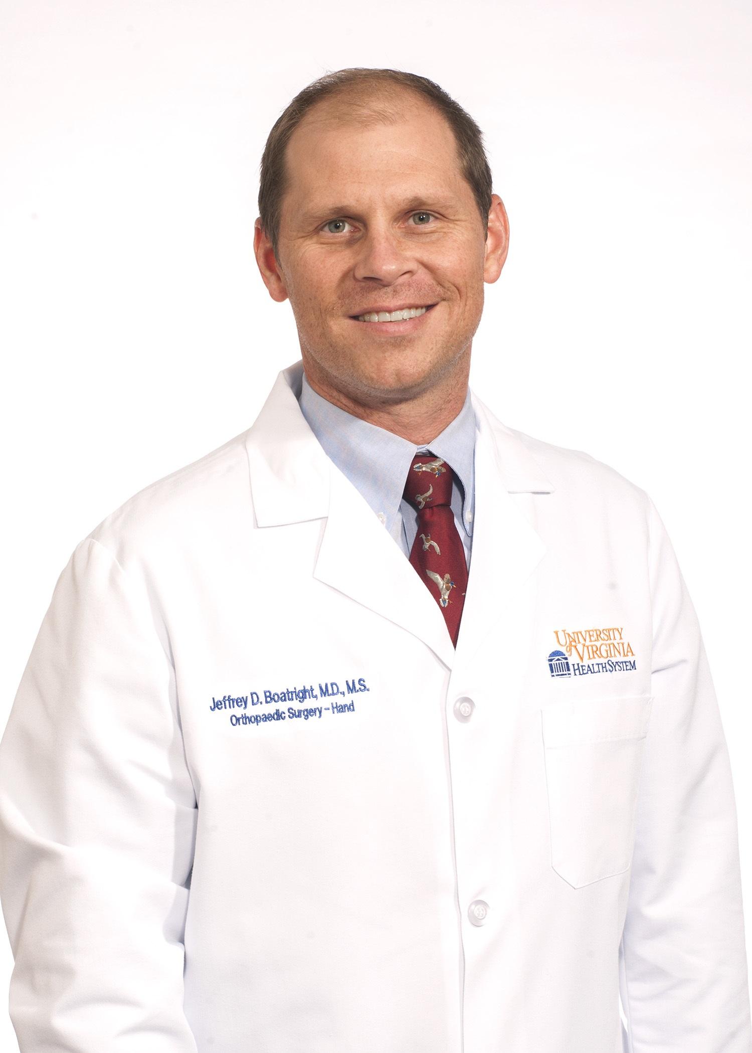 Jeff Boatwright, MD