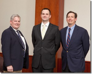 Drs. David Weiss (Division Head), David Kahler, and Seth Yarboro