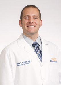Cody Martin, MD