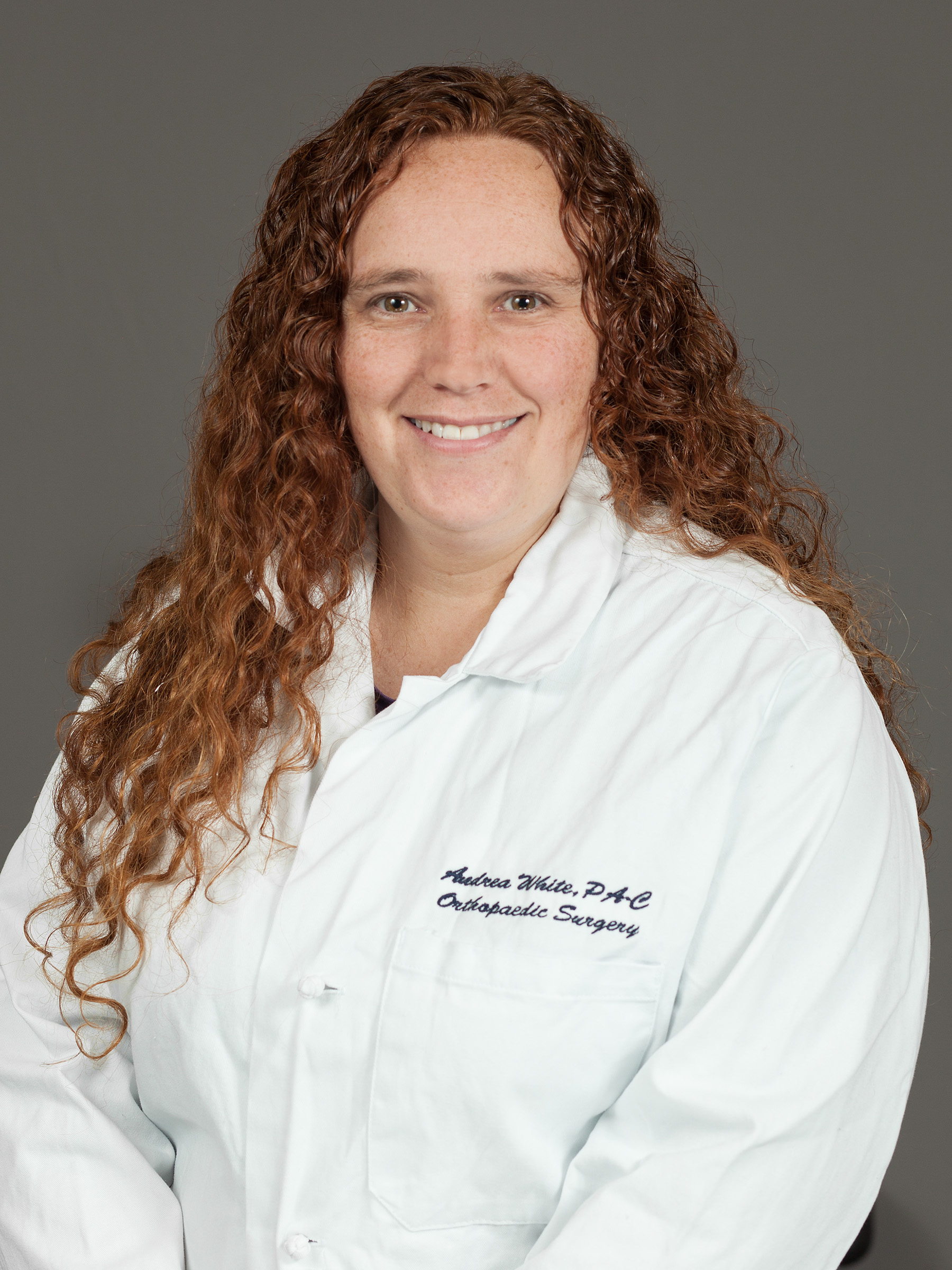 Andrea White, Physician Assistant, UVA Orthopaedics
