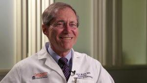 David E. Bruns, M.D.