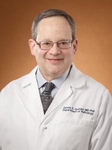 Jim Gorham, M.D., Ph.D., Division Chief