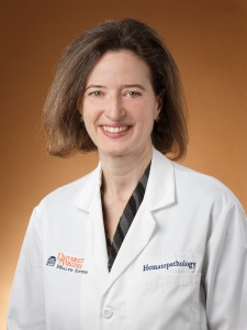 Dr. Kristen Atkins, Director of Anatomic & Clinical Pathology Residency Program