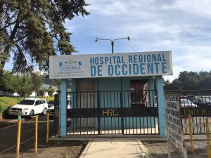 Hospital Regional de Occidente in Guatemala