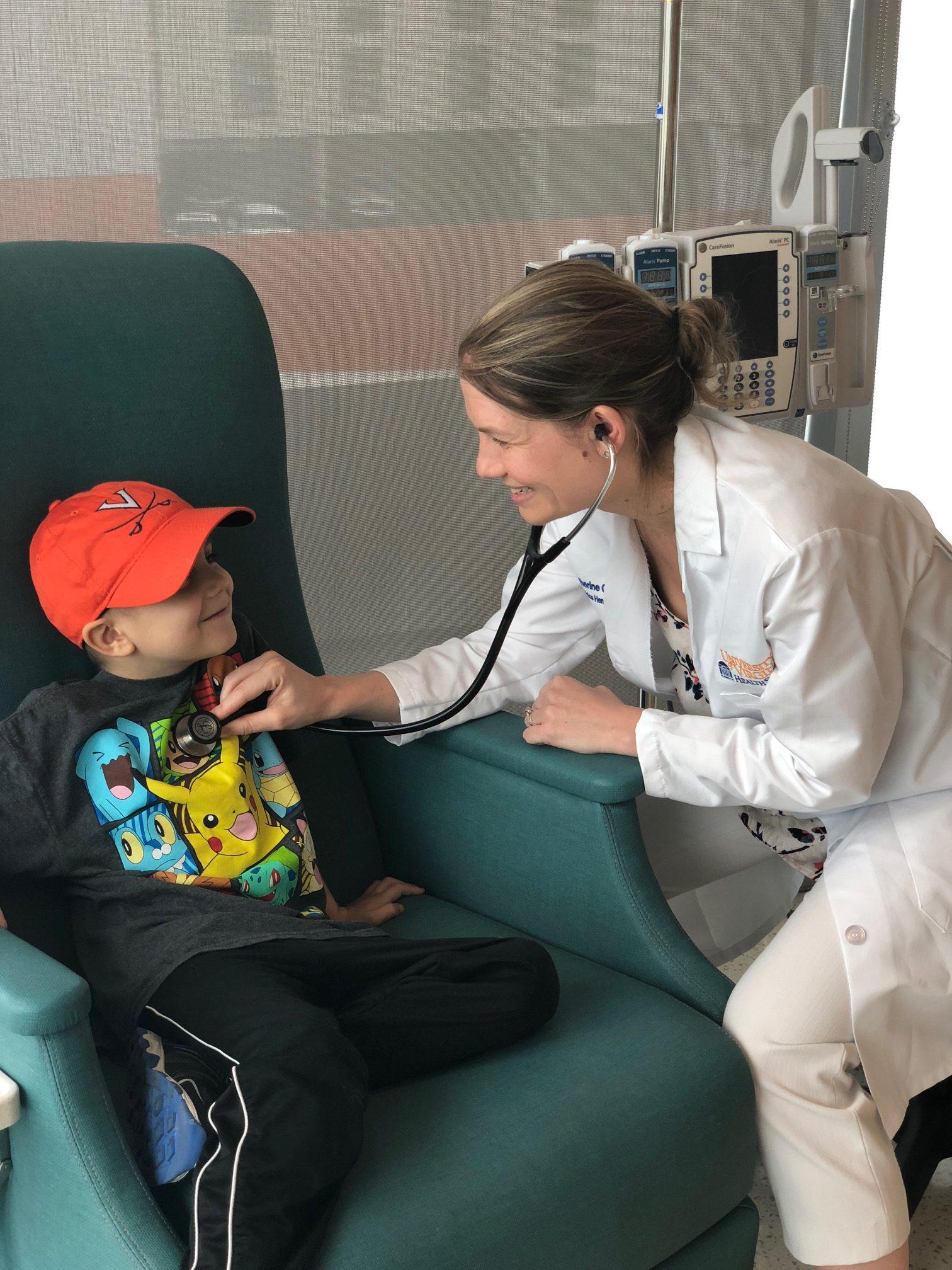 Pediatric Hematology & Oncology Fellowship | Department of Pediatrics