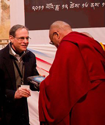 Bruce and the Dalai Lama sm