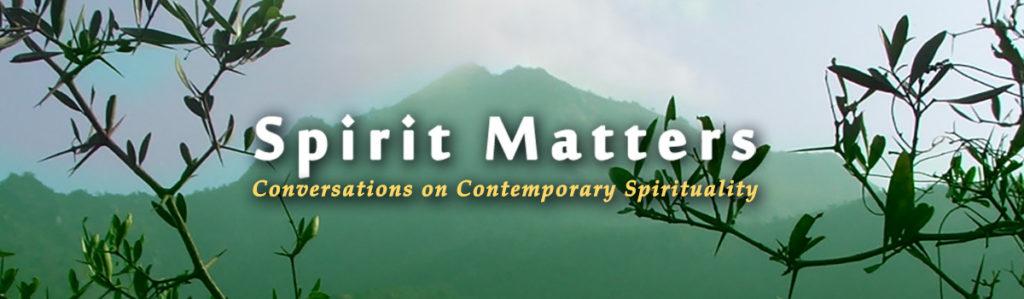 Spirit Matters graphic banner