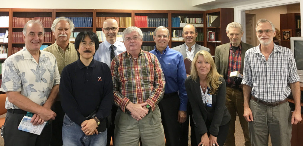 Masayuki Ohkado, UVA Dops Faculty, and Our Local Research Communtity