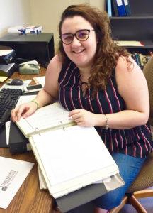 Amanda Rhietti-Souto, Student Volunteer