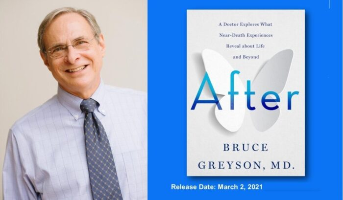 """Bruce Greyson and his Book """"After"""""""