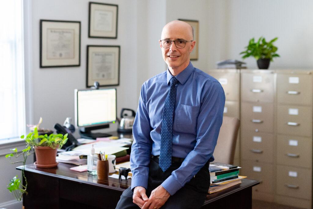 Dr. Jim B. Tucker