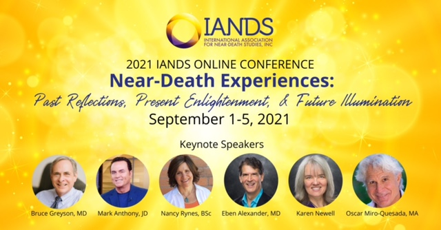 IANDS Key Note Speakers