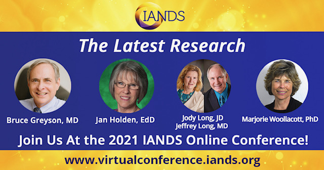 IANDS Latest Research Banner