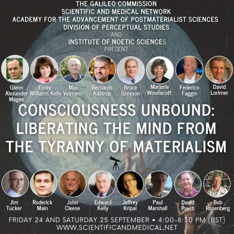 Consciousness Unbound Conference Poster