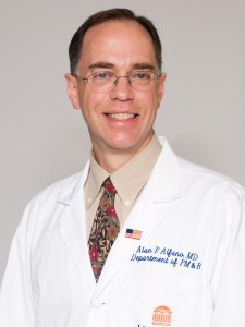 Photo Portrait of Dr. Alan Alfano
