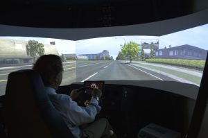 VDSL Driving Simulator