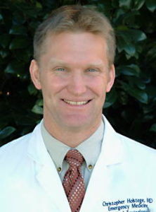 Christopher P Holstege, MD