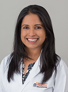 Photo of Dr. Tessy Paul