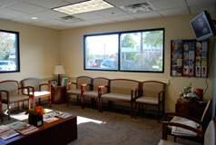 UVA HOPE Medical Oncology Shared Waiting Room