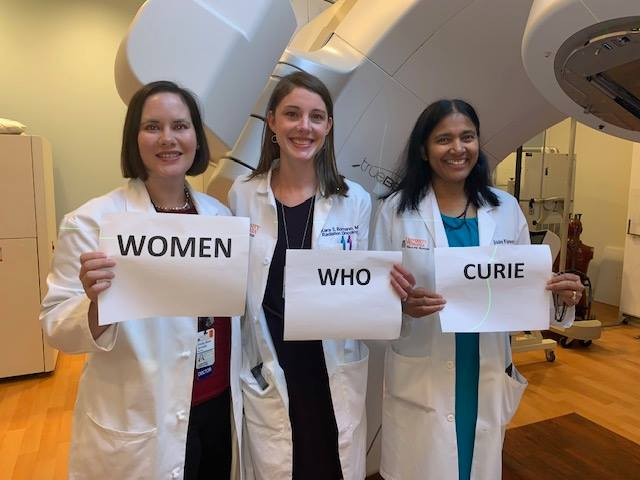 Women who curie