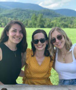 UVA Residents at King's Family Vineyards