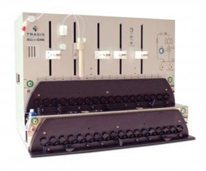 Trasis radiosynthesizer