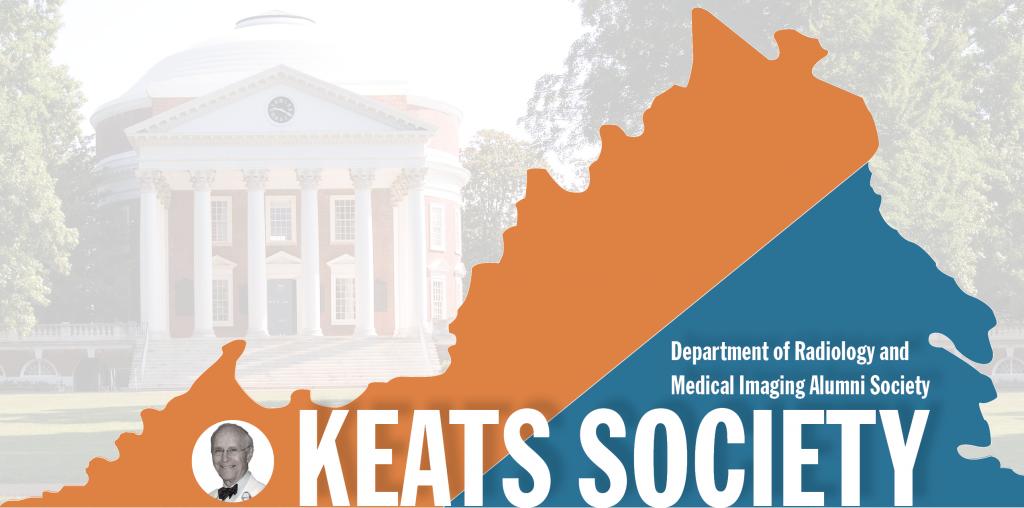 UVA Radiology Keats Alumni Society logo