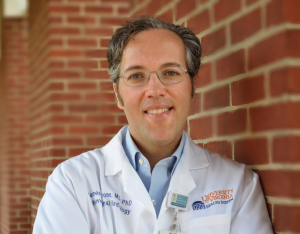 Dr. James Stone,UVA Radiology Associate Professor and Vice Chairman of Research