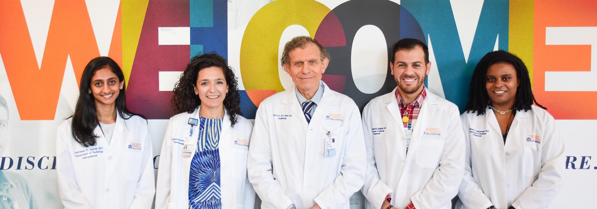 Radiology and Medical Imaging | University of Virginia