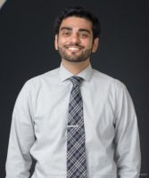 UVA Radiology resident Rishabh Singh